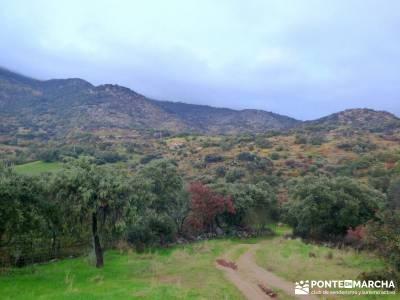 Senda Viriato; Sierra San Vicente; la isla bonita la palma monasterio de piedra las alpujarras